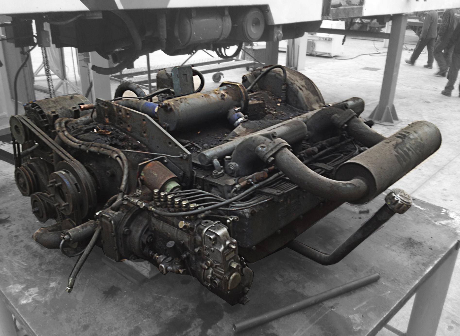 motor man 2