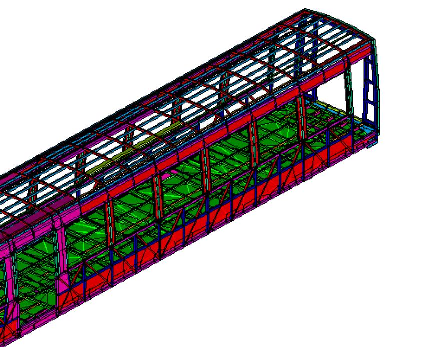 Desarrollo de proyectos de caja, transformación de carrocería, fabricación y suministro de conjuntos modulares
